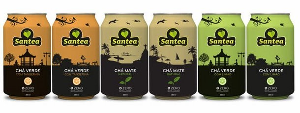 Packaging Spotlight: Santea