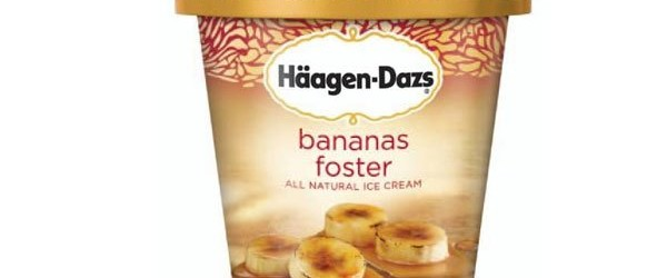Häagen-Dazs Brings Back the Bananas Foster Flavor