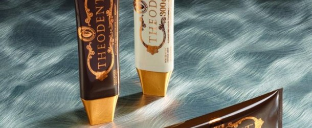 Theodent: Cocoa Bean Based Toothpaste