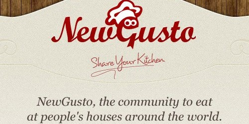 NewGusto: A Home Cooked Meal While You Travel