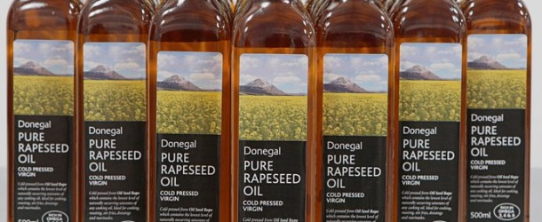 The rise of rapeseed oil