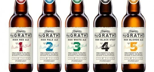 Beer Packaging Spotlight: McGrath´s