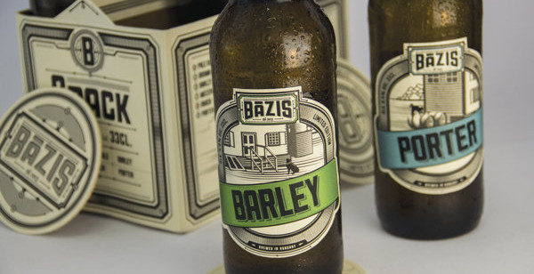 Packaging Spotlight: Bazis Brewery