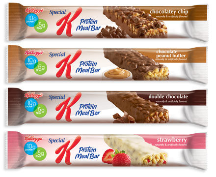 Special K Almond Chocolate Bars