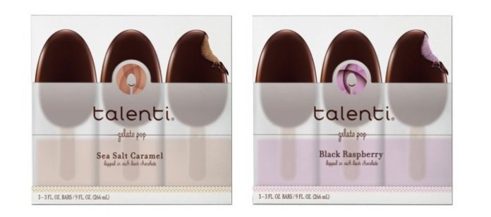 Product Spotlight: Talenti Gelato Pops