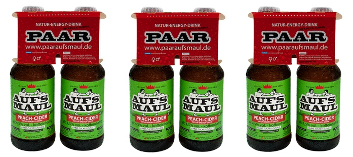 Product Spotlight: Aufs Maul Mate Cider Energy Drink | TrendMonitor