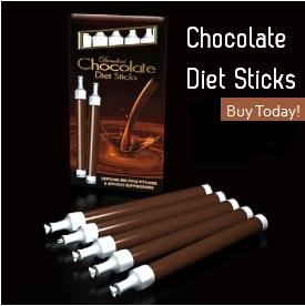 Chocolate Diet Sticks