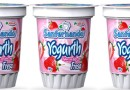 Sweet Yogurt with Strawberry Flavor Big