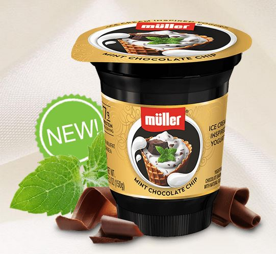 muller chocolate chip