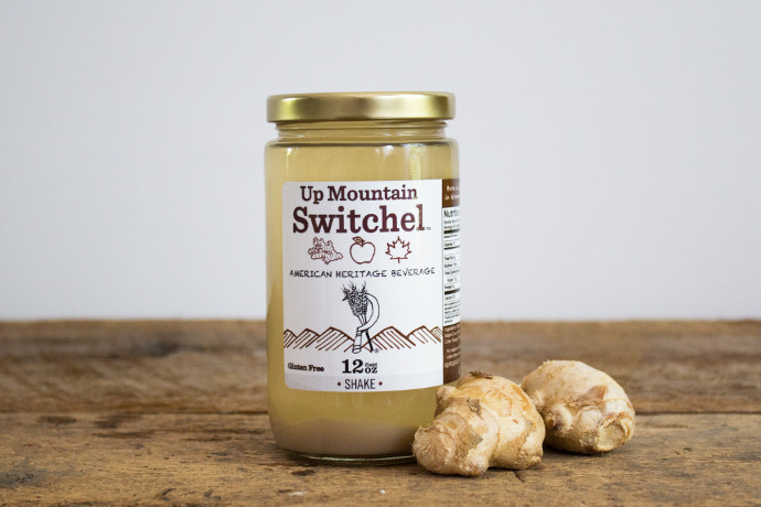 Company Spotlight: Up Mountain Switchel – An American Heritage ...