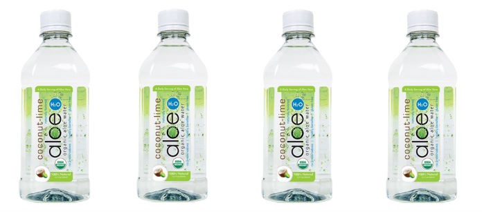 aloe h20 coconut and lime feat