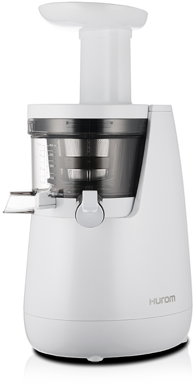 Slow Juicer Technology : Tech Spotlight: The Hurom HO TrendMonitor